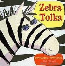 Okładka książki Zebra Tolka