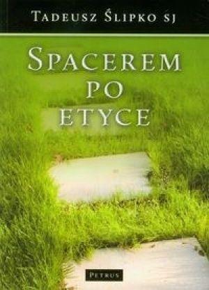 Okładka książki Spacerem po etyce