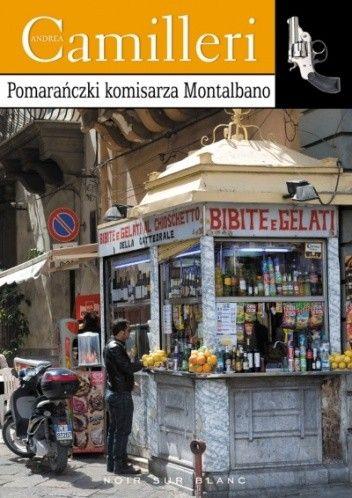 Okładka książki Pomarańczki komisarza Montalbano