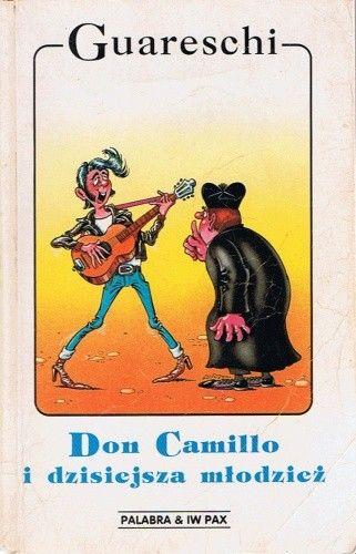 Okładka książki Don Camillo i dzisiejsza młodzież