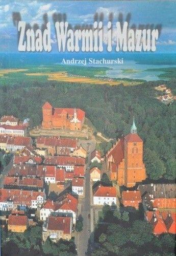 Okładka książki Znad Warmii i Mazur
