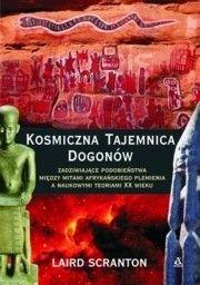 Okładka książki Kosmiczna tajemnica Dogonów