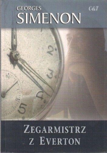 Okładka książki Zegarmistrz z Everton