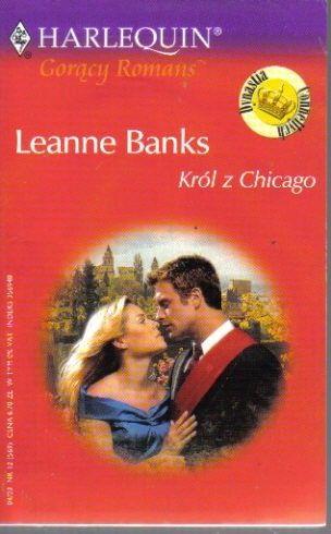 Okładka książki Król z Chicago
