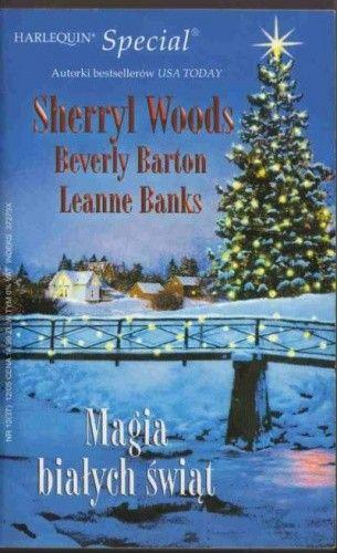 Okładka książki Magia białych świąt
