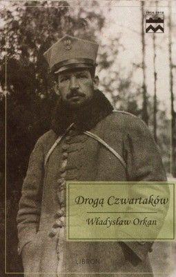 Okładka książki Drogą Czwartaków