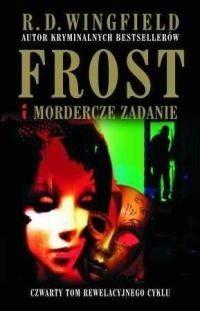 Okładka książki Frost i mordercze zadanie