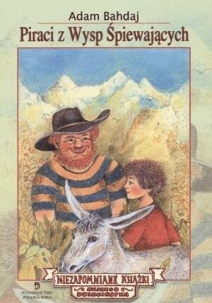 Okładka książki Piraci z Wysp Śpiewających