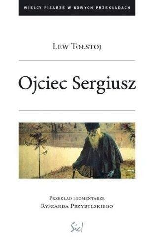 Okładka książki Ojciec Sergiusz