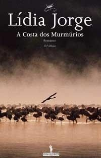 Okładka książki A Costa dos Murmúrios