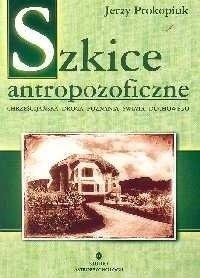 Okładka książki Szkice antropozoficzne
