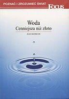 Okładka książki Woda : cenniejsza niż złoto