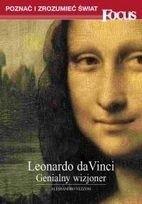 Okładka książki Leonardo da Vinci. Genialny wizjoner