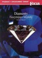 Okładka książki Diamenty i kamienie szlachetne