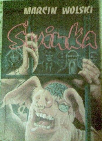 Okładka książki Świnka