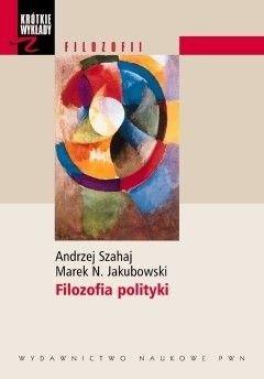 Okładka książki Filozofia polityki