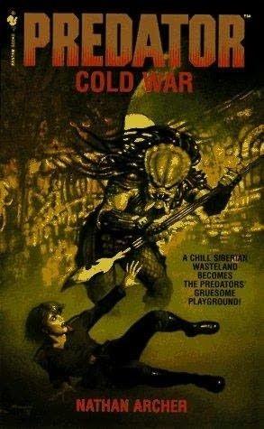 Okładka książki Predator: Cold War