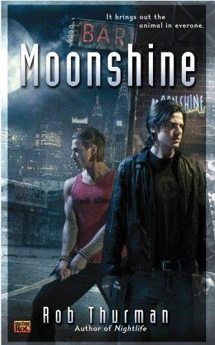 Okładka książki Moonshine