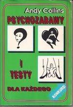 Okładka książki Psychozabawy i testy dla każdego
