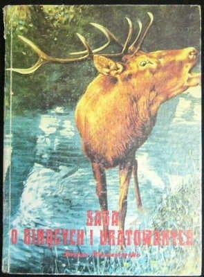 Okładka książki Saga o ginących i uratowanych