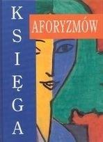 Okładka książki Ksiega aforyzmów