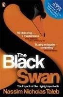 Okładka książki The Black Swan: The Impact of the Highly Improbable