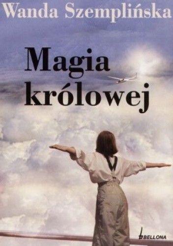 Okładka książki Magia królowej