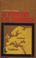 Okładka książki W pustyni i w Tobruku