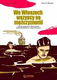 Okładka książki We Włoszech wszyscy są mężczyznami