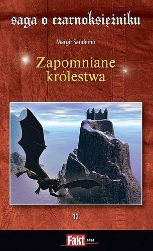 Okładka książki Zapomniane królestwa