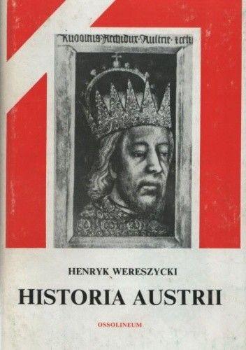 Okładka książki Historia Austrii
