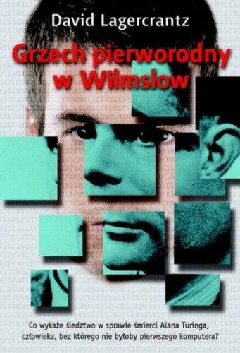 Okładka książki Grzech pierworodny w Wilmslow