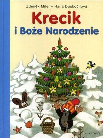 Okładka książki Krecik i Boże Narodzenie