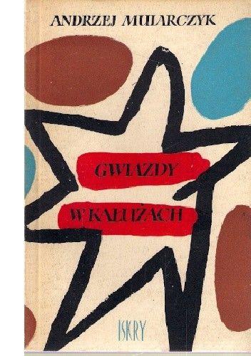 Okładka książki Gwiazdy w kałużach