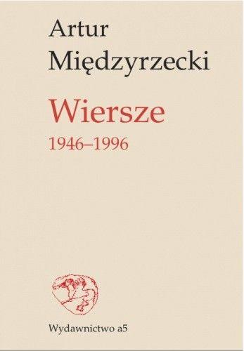 Okładka książki Wiersze 1946-1996