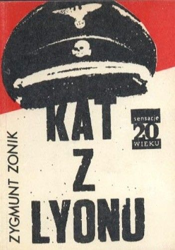 Okładka książki Kat z Lyonu