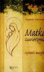 Okładka książki Matka zawierzenia