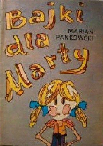Okładka książki Bajki dla Marty