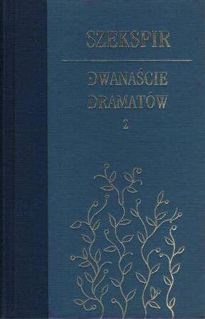 Okładka książki Dwanaście dramatów. Tom 2