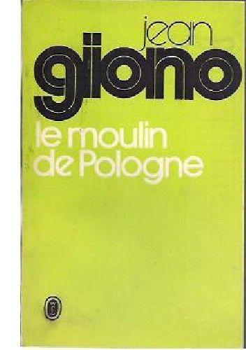 Okładka książki Le Moulin de Pologne