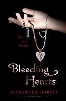 Okładka książki Bleeding Hearts