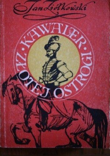 Okładka książki Kawaler złotej ostrogi