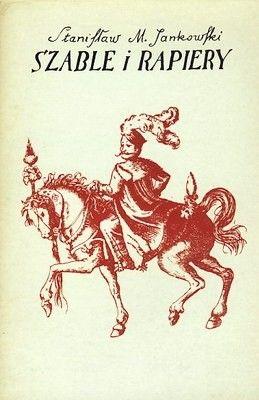 Okładka książki Szable i rapiery