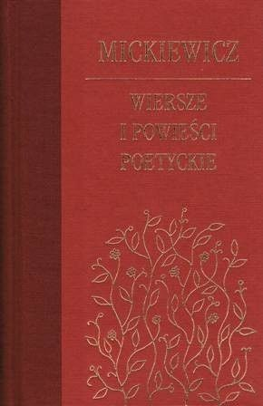 Okładka książki Wiersze i powieści poetyckie