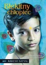 Błękitny chłopiec - Rakesh Satyal