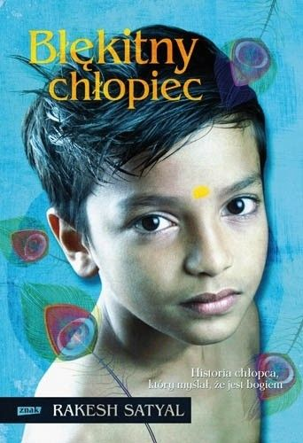 Okładka książki Błękitny chłopiec