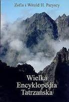 Okładka książki Wielka Encyklopedia Tatrzańska