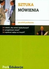Okładka książki Sztuka mówienia. Poradnik praktyczny