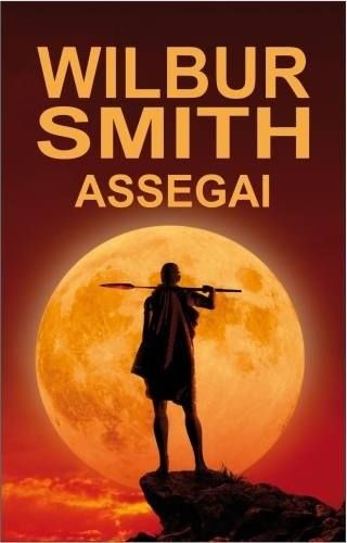 Okładka książki Assegai