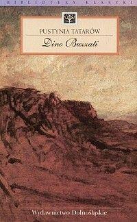 Okładka książki Pustynia Tatarów